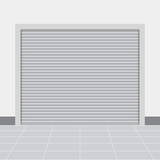 Roller Warehouse Shutter Doors - 187737716
