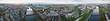 frankfurt am main - panorama