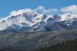 Storm Clouds on Pikes Peak
