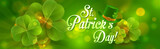 St. patrick's day banner - 187797578