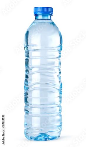 Wektor butelka wody 1