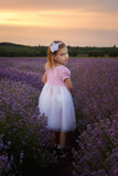 Lavender girl /