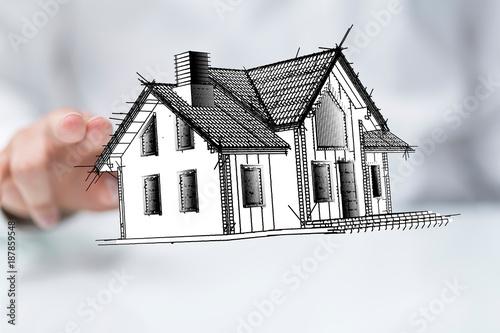 home 3d - 187859548