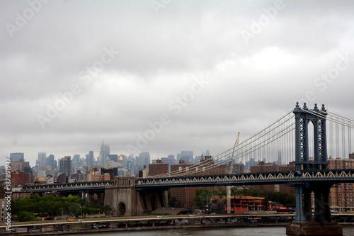 Fotobehang Bruggen Pictures of New York City