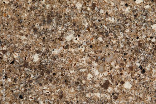 In de dag Stenen mixed colors sand stone, texture background