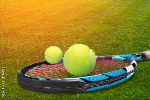 Fototapeta Tennis.