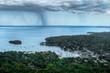 Storm Over Camden Maine