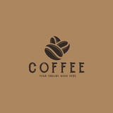 Coffee. Logo