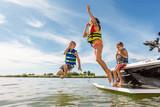 Summer Boating Fun - 187938159