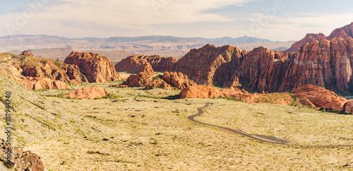 Keuken foto achterwand Beige American Southwest