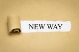New Way - 187960977
