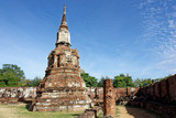 The sub pagodas situated around Wat Mahathat area. - 188005531