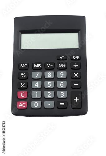 black calculator - 188033733