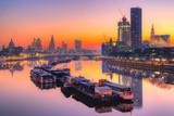 City of London skyline, London, UK