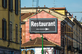 Schild 215 - Restaurant