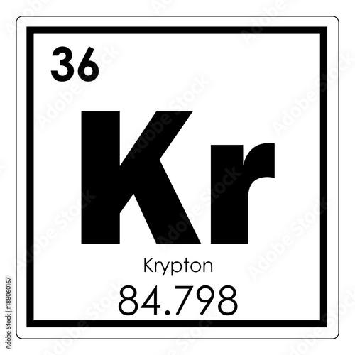 Krypton Chemical Element Buy Photos Ap Images Detailview
