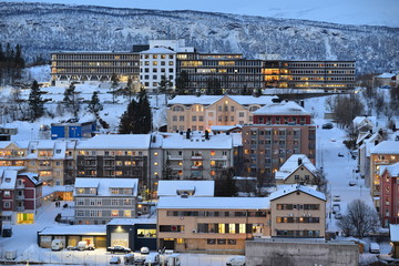 Impressions from Norway in winter