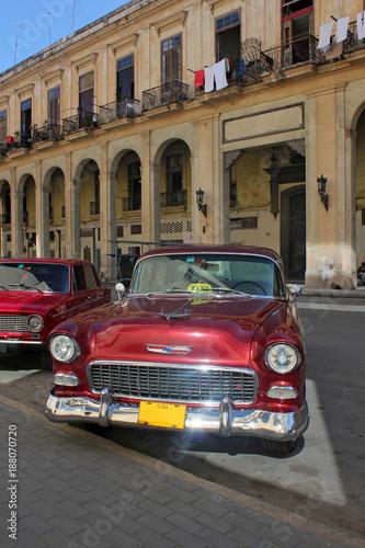 Papiers peints Havana La Habana Vieja, Kuba