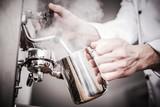Barista Milk Steaming