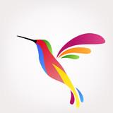Hummingbird logo - 188079701