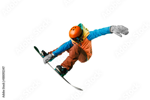 Snowboarding - 188092347
