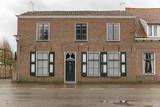 dutch house facade - 188093750