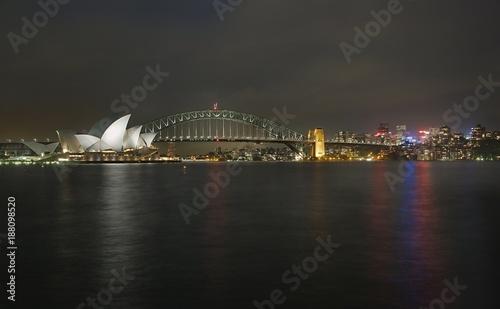Papiers peints Sydney Sydney city view