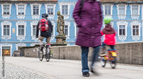 Foto Murales Tourismus in Bamberg