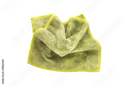 323b6c555117d Dirty rag isolated on white background | Buy Photos | AP Images ...