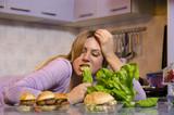 Humor concept, diet,...
