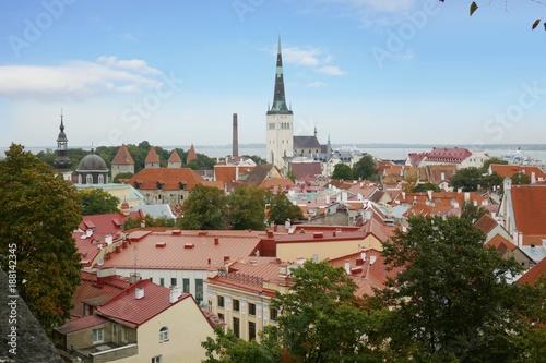 Tuinposter Cathedral Cove Tallinn - Estland