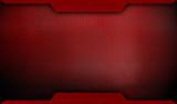 red metal mesh background