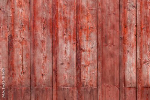 The old red wood texture with natural patterns - 188201101
