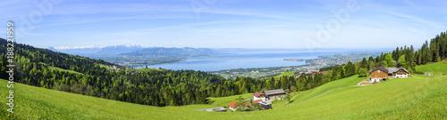 Naturlandschaft am östlichen Bodensee