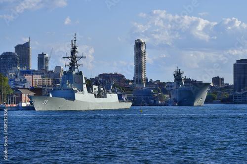 Australian Navy, Ships