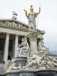 austria, vienna, parliament - 188297767