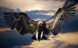 Flying eagle - 188316792