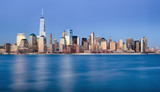 New York, Lower Manhattan skyline, United states of America