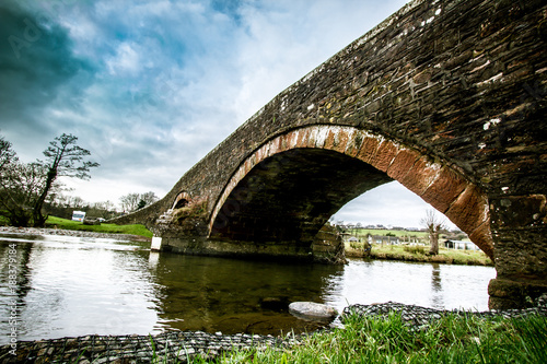 River When Bridge in Lake District - 188379184