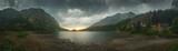 Mountain Landscape w...