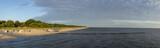 sunrise at baltic sea in Koserow, Usedom - 188429715