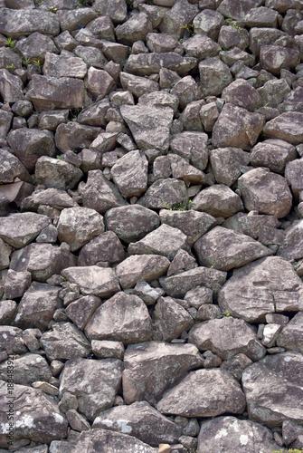 In de dag Stenen japan imege