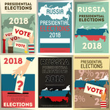 russia presidential election - 188500957