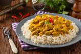 Chicken Curry Sauce. - 188505188