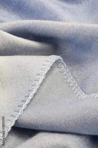 Fotografia dettaglio tessuto cachemire.