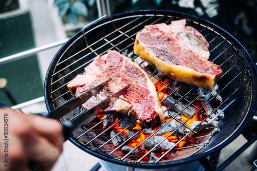 Papiers peints Florence Beef steak