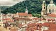 Prague, Czech Republic - Medieval Architecture