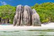 Rocks of Seychelles