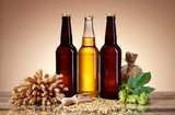 Beer and ingredients for brewing - 188568508