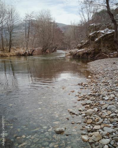 Foto Murales River